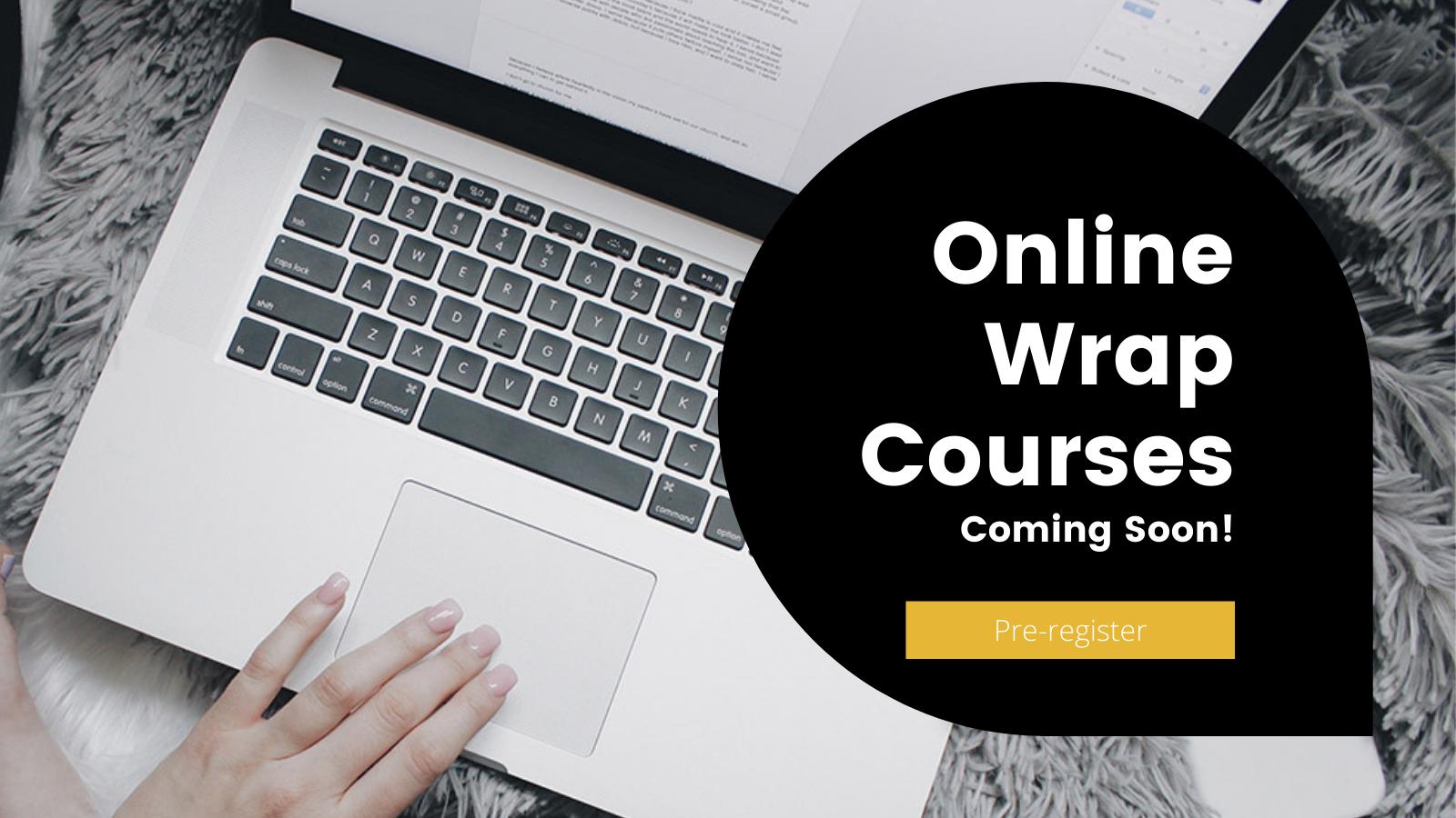 Online Wrap Courses